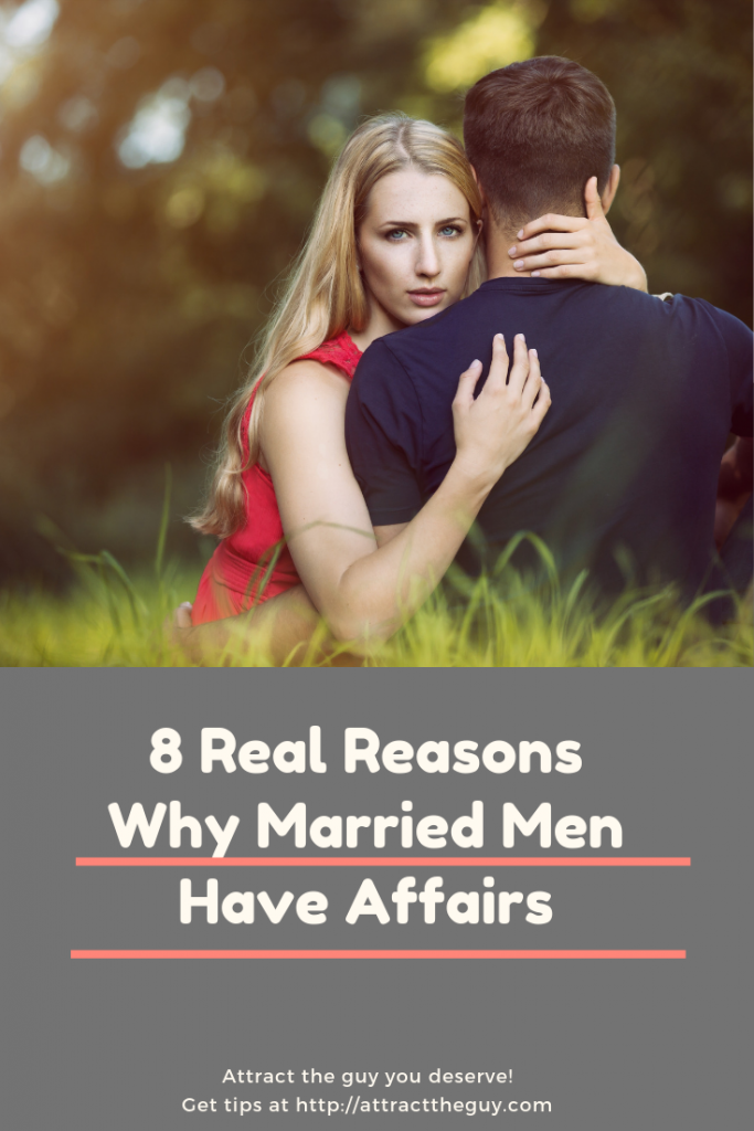 Why married men have affairs